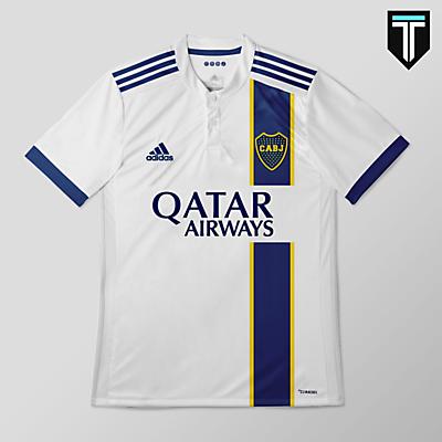 Boca Juniors Adidas Away Kit Concept