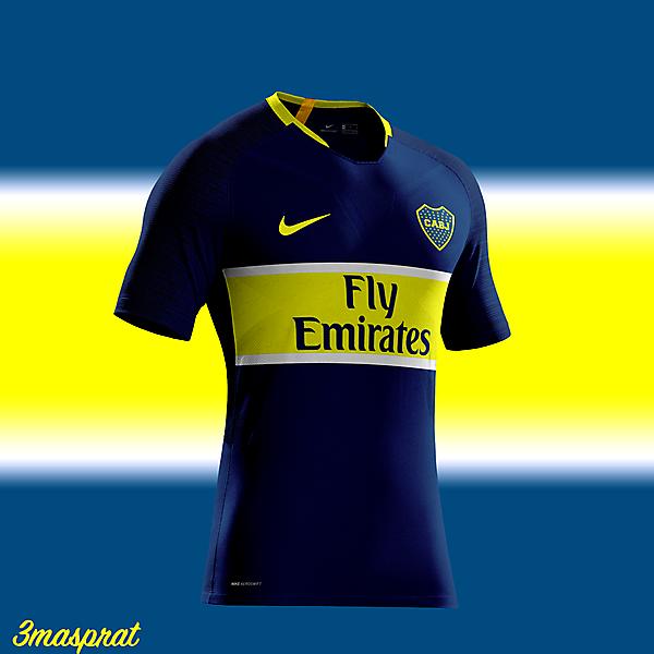 Boca Juniors Home Concept Kit