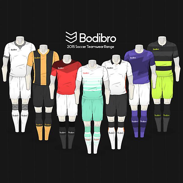 Bodibro Teamwear ed.1