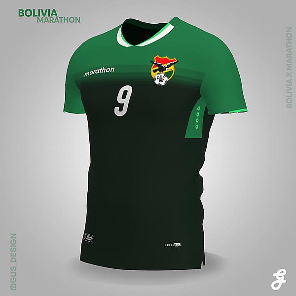 BOLIVIA x MARATHON