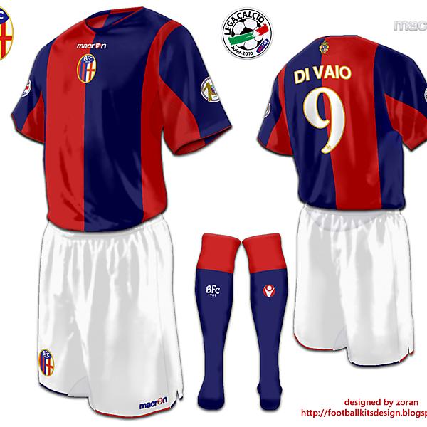 Bologna FC 1909 home fantasy