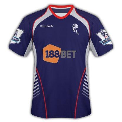 Bolton Away Kit