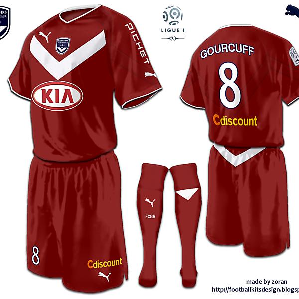 FC Girondins de Bordeaux fantasy third