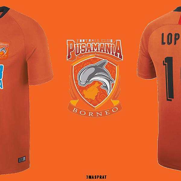 Borneo FC Home Concept Kit