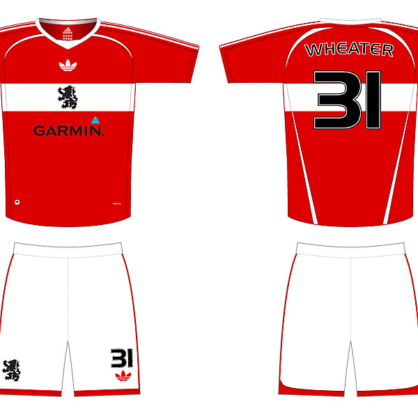 Middlesbrough Home