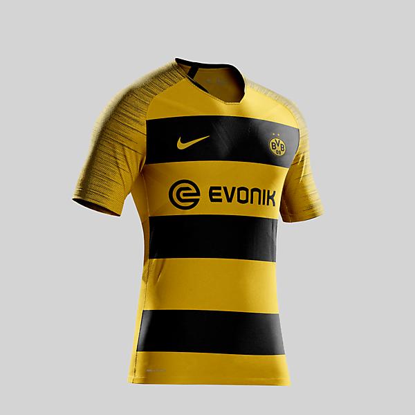 Borussia Dortmund - Nike Home Kit