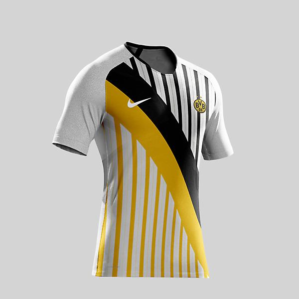 Borussia Dortmund - Nike Third Kit