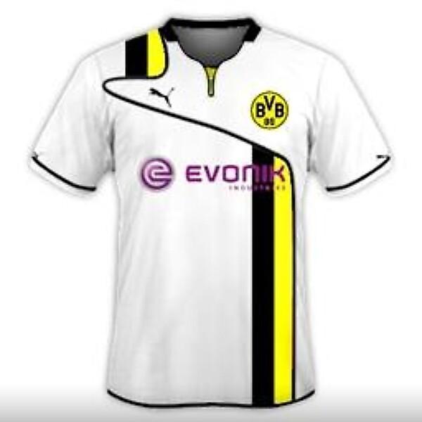 Borussia Dortmund 2014-15 Fantasy Kit Design