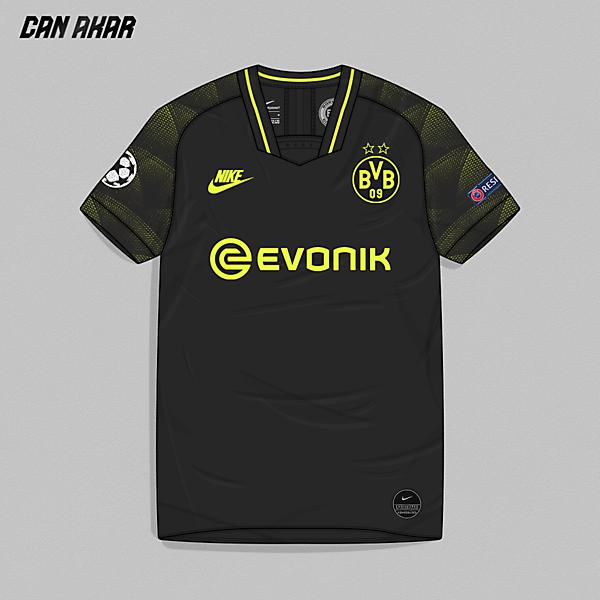 Borussia Dortmund Away Kit x Nike