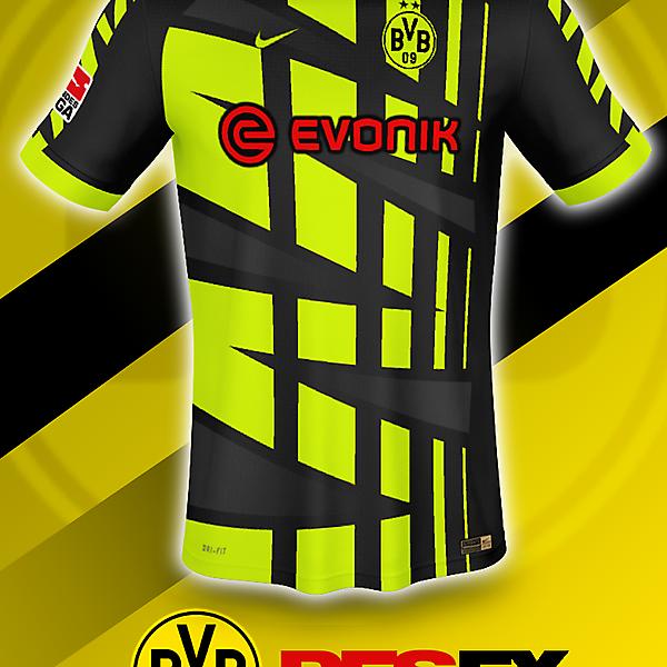Borussia Dortmund Home Concept Kit