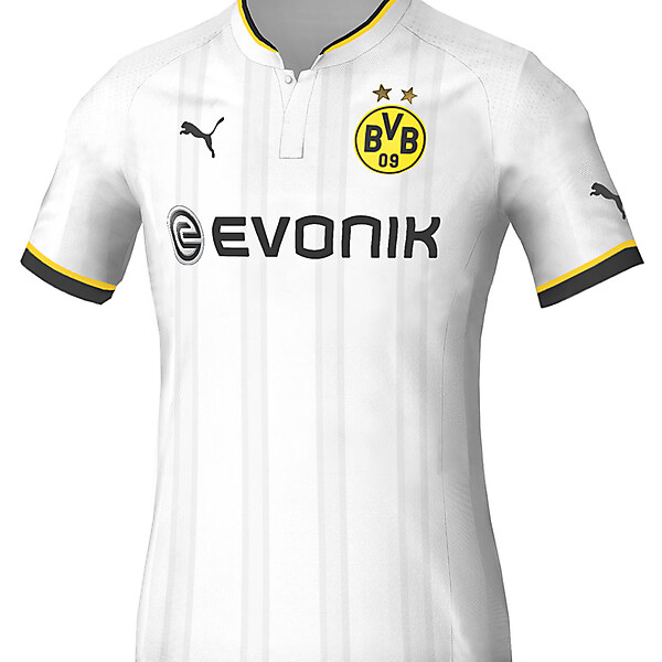Borussia Dortmund Third