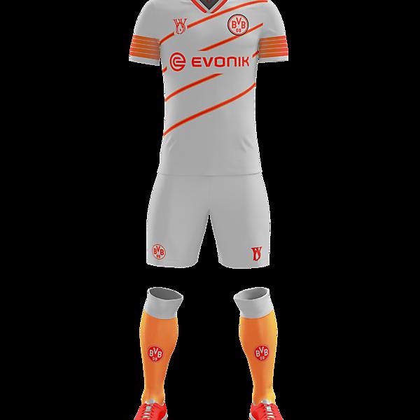 Borussia Dortmund third kit