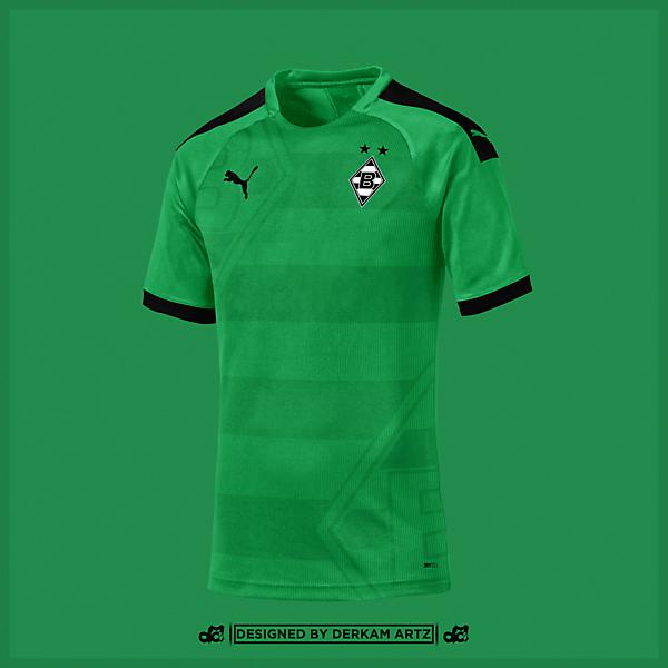 Borussia Mönchengladbach - Third Kit (2020/21)