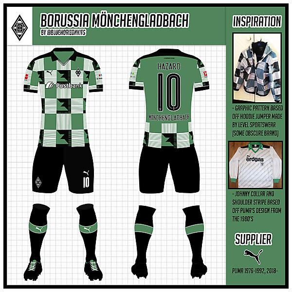 Borussia Mönchengladbach Away