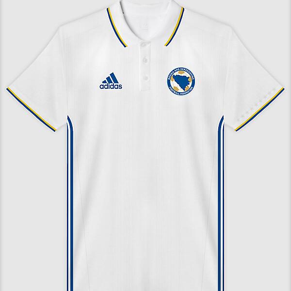 Bosnia And Herzegovina Away x Adidas