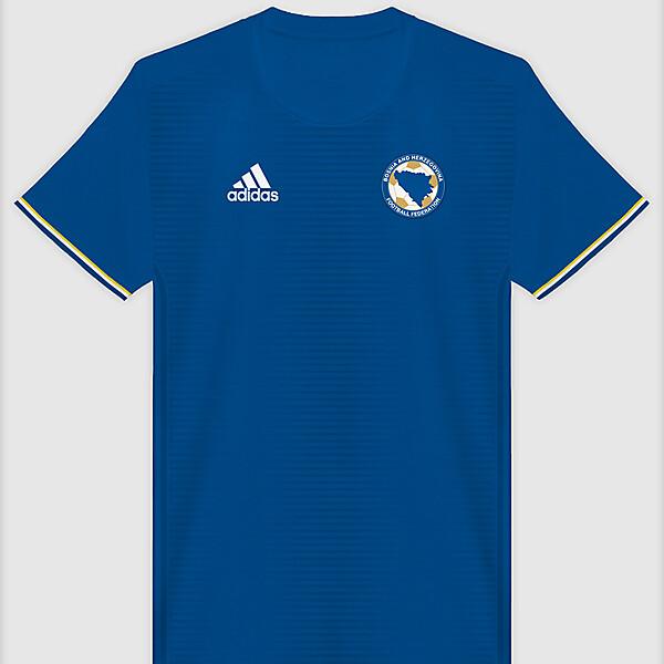 Bosnia And Herzegovina Home x Adidas