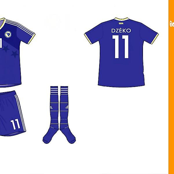 Bosnia Home Kit