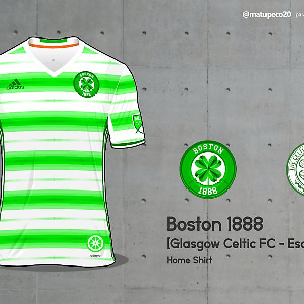 Boston 1888 - MLS Foreign Invasion