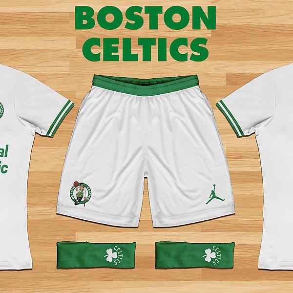 Boston Celtics - Home Kit