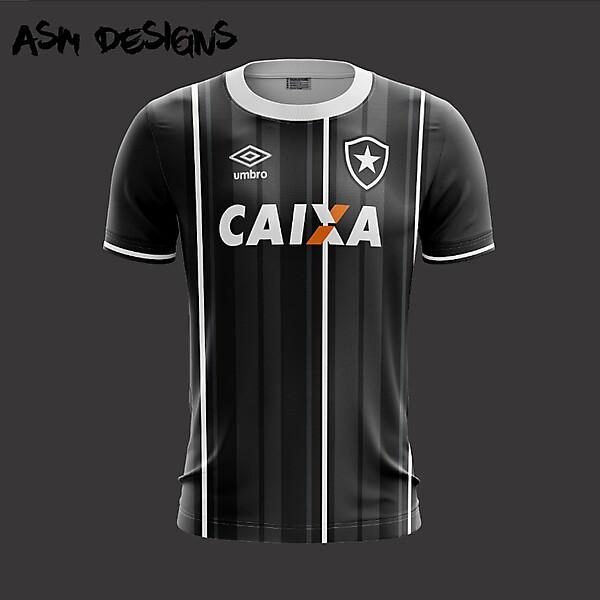 Botafogo 2018 Umbro Away Kit