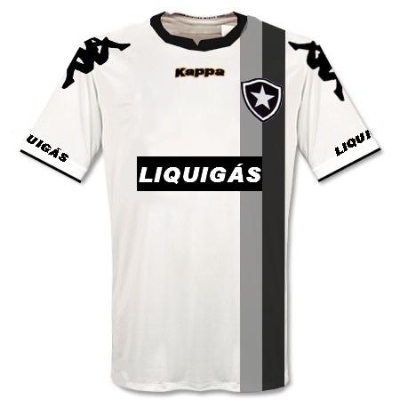 Botafogo away shirt