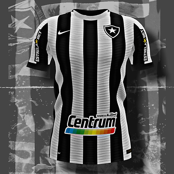 Botafogo F. R. Nike Home