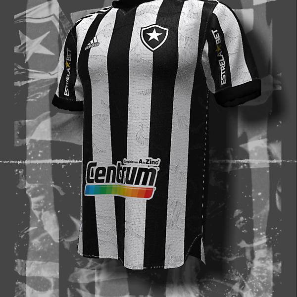 Botafogo F.R. - Adidas Home