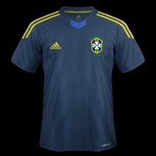 Brasil Adidas Away Concept