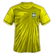 Brasil Adidas Home Concept
