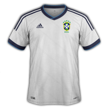 Brasil Adidas Third Concept