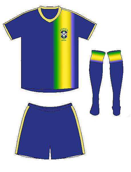 Brazil away fantasy