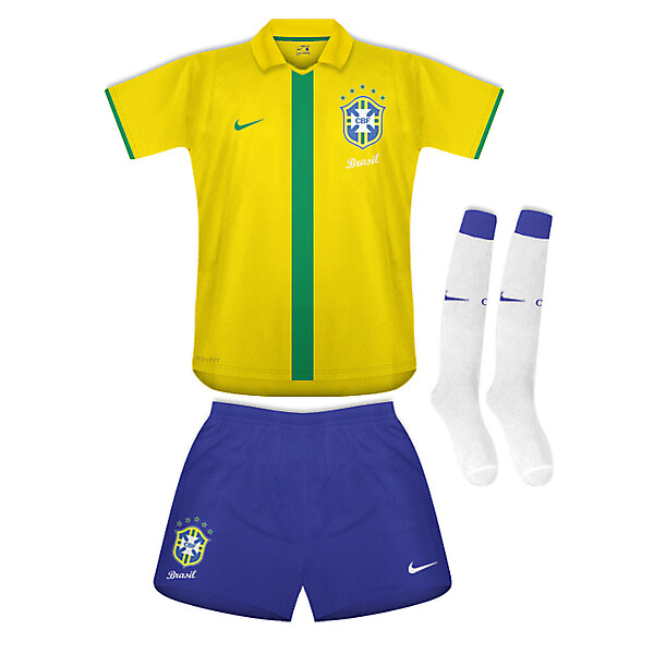 Brasil Home Nike