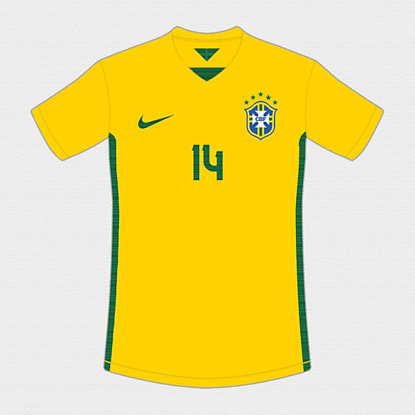 Brazil 16-17 Home ?
