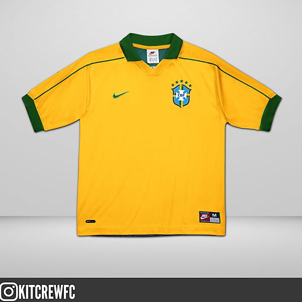Brazil 1998 Redesign (1/3)