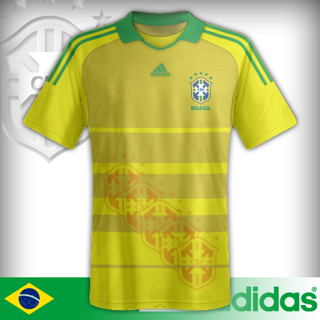 Brazil Adidas Fantasy