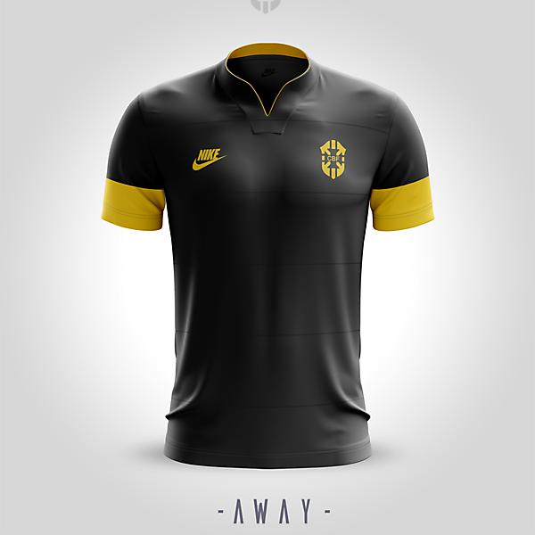 Brazil Away / Nike