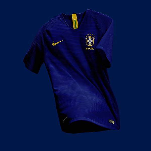 Brazil Away Concept Kit