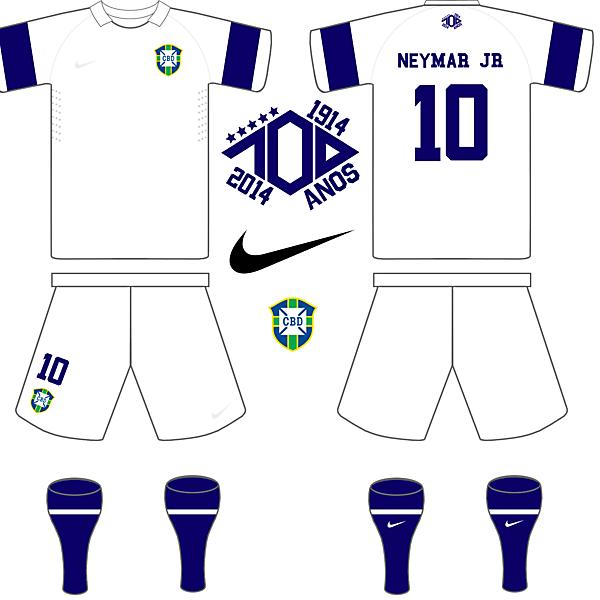 Brazil Centennial Kit