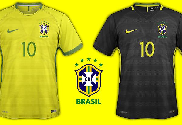 Brazil Fantasy Kit