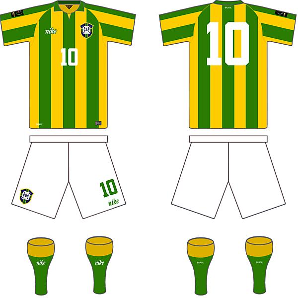Brazil Home - Copa America Centario