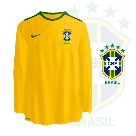 Brazil home kit