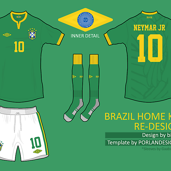 Brazil RE-DESIGN by UMBRO