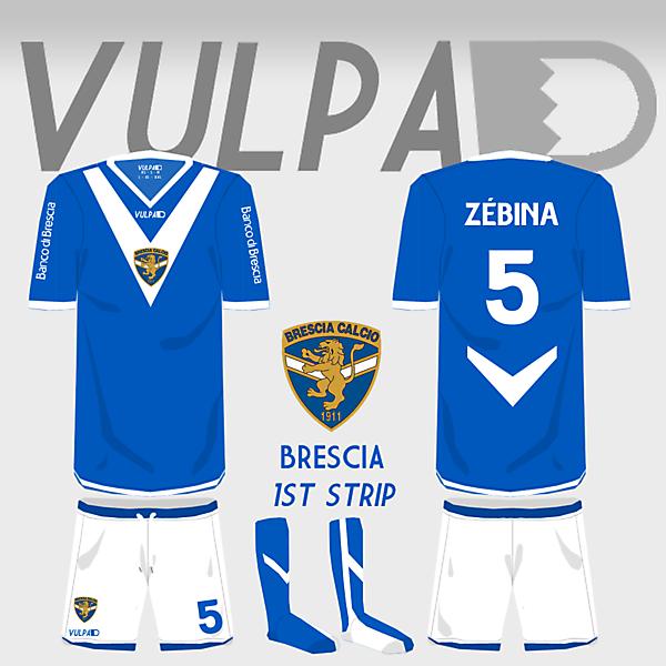 Brescia Calcio Shirt