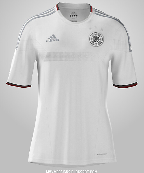 2014 Germany World Cup Home Kit
