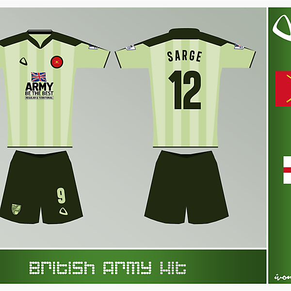 British Army Kit