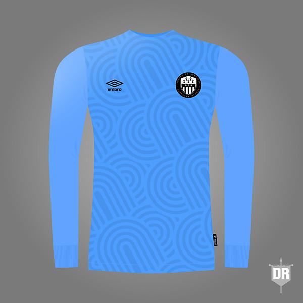 Brittany Football Team GK Kit 2