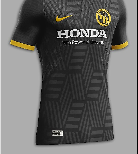 BSC Young Boys Nike 2018 Away Kit