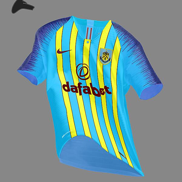 Burnley Nike away concept