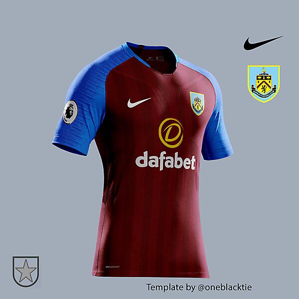 Burnley Nike concept