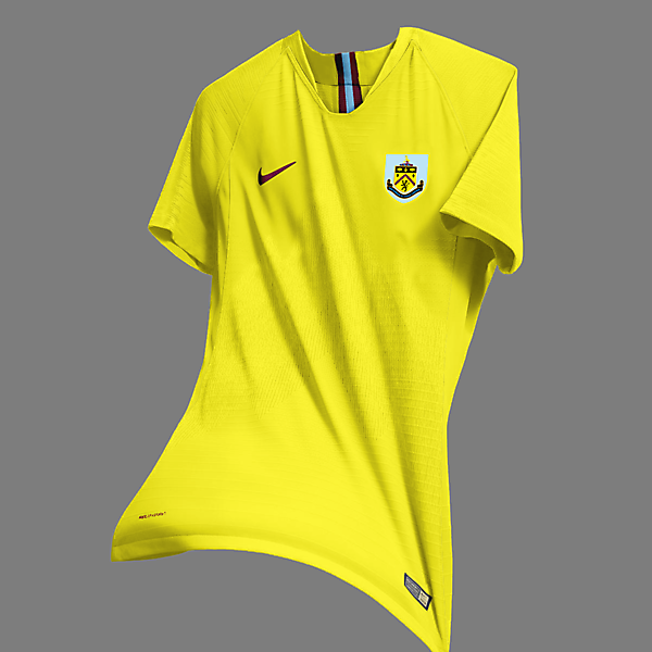 Burnley x Nike x Third